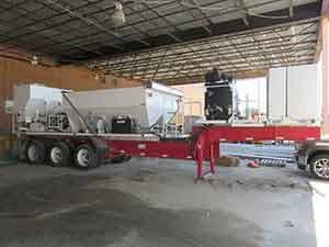 trailer mounted concrete volumetric mixer sample 1